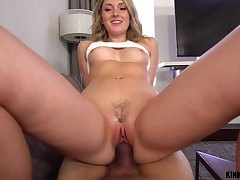 Dick hungry nympho Charlotte Sins gets not fair everywhere in lust surrounding her stepbrother