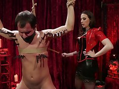 Dirty dude plighted and gets his ass hard to believe by Chanel Preston