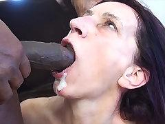 skinny mom big black cock fucked
