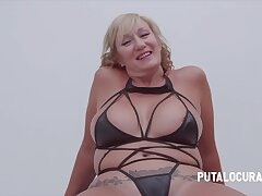 Mature Whore Shagged By Raunchy Guys