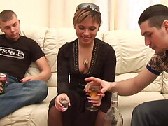 Drunk  Adelina 1