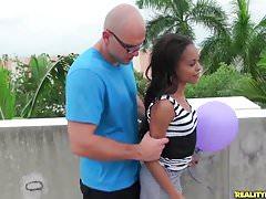 RealityKings - 8th Street Latinas - Boobs And Balloons