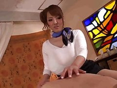Japanese with giant tits