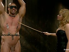 DivineBitches - Forte Lexis and Robert Axel Femdom