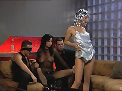 Dreams come true for Kristi Lust after this memorable foursome