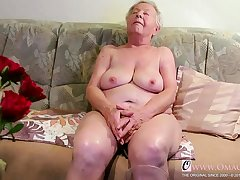 OmaGeiL Curvy Matures and Blue Grannies in Videos