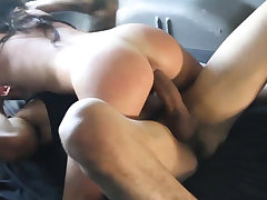Extreme bondage dp squirt and rough brutal pain first