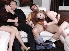 playfellow's sister getting fucked by law old man family